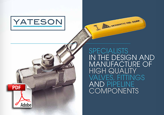 Yateson Brochure (PDF version)